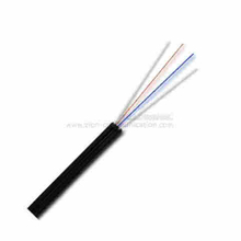GJXFH-4 G657A1 GFRP Drop cable