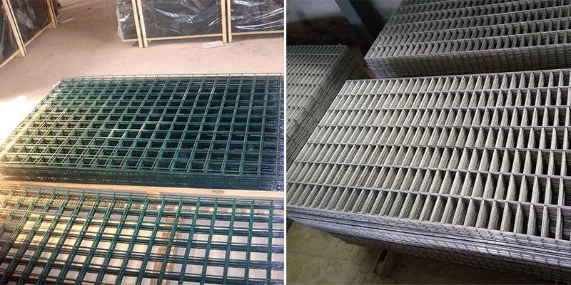 Welded-Wire-Mesh-Panel