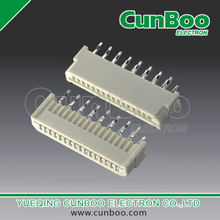 1.25-B-nP 1.25mm pitch FPC connector,double contact,double row, DIP type
