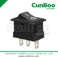 KCD1-12 mini rocker switch