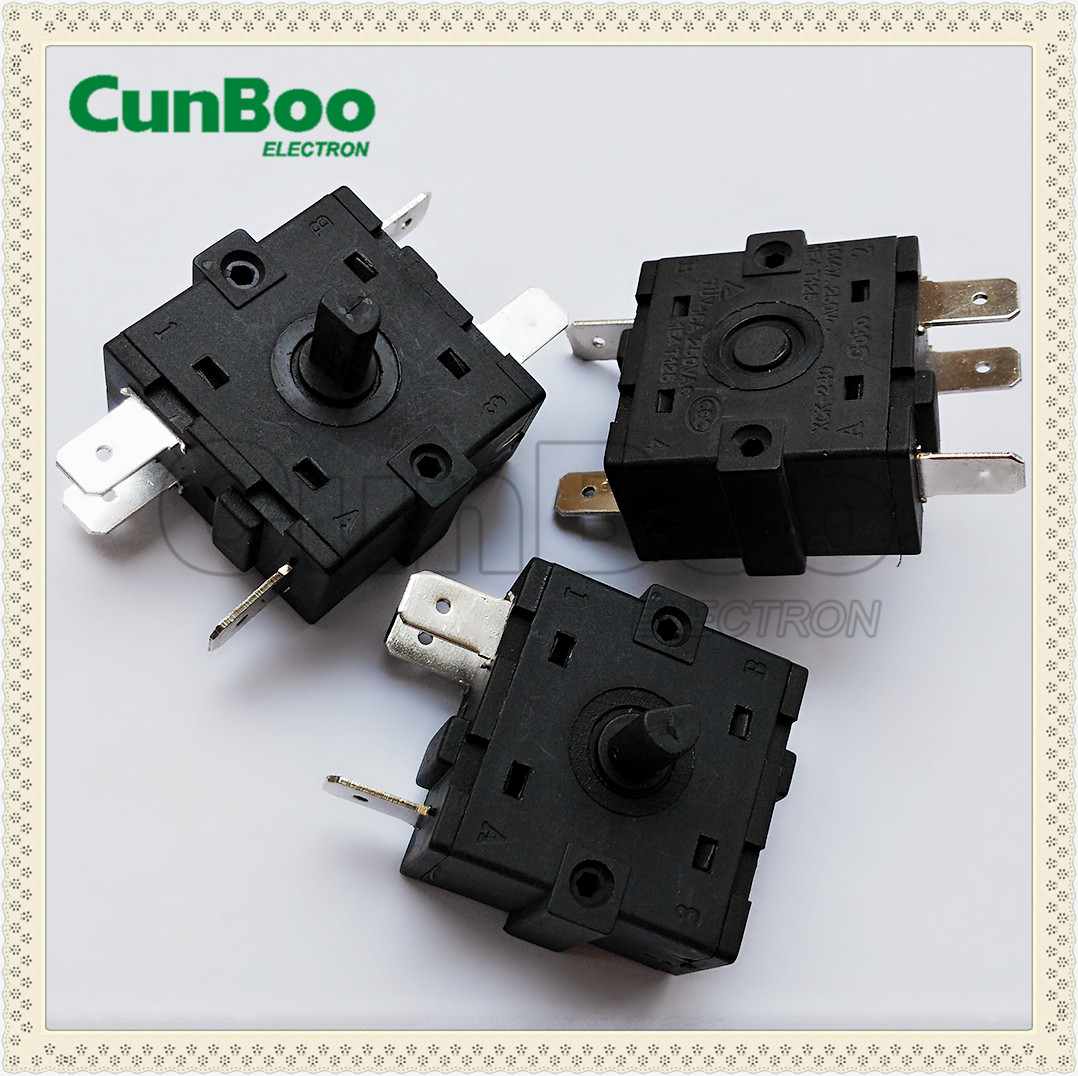 Electric Round oven rotary switch