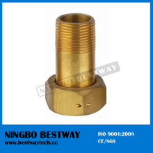 Brass Water Meter Couplings (BW-707)