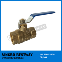 Lead Free Two-Piece Full Port Brass Ball Valve
