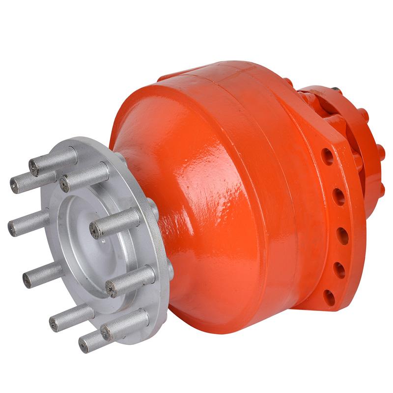Findway ms series radial piston motor for Staffa hydraulic motor repair manual