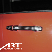 Dry Carbon Fiber Door Handle Cover