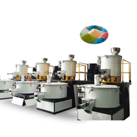 Plastic PVC Mixer Machine