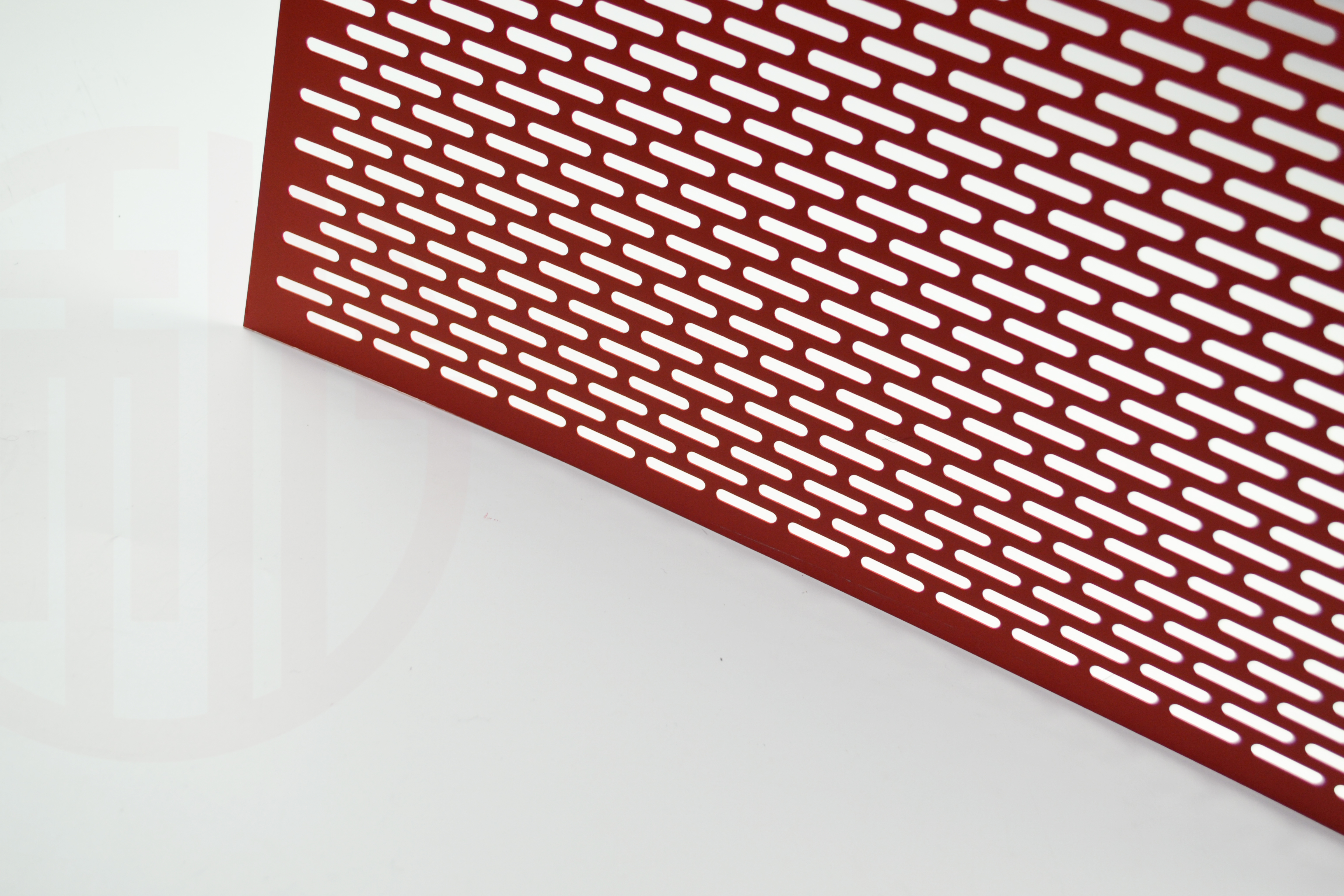 corrugated cladding for prod product aluminum decor sheet metal fielitz perforated facade decorative