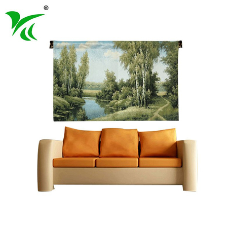Alibaba china supplier home decoration a wall hanging of tapestry
