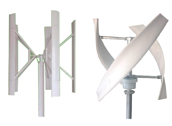 H Type Helical H Vertical Wind Turbine 300w 10kw Horizon