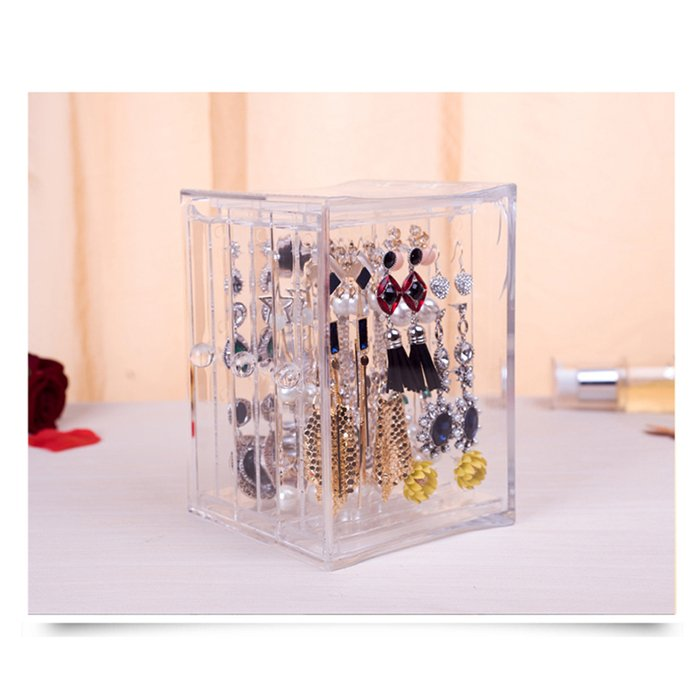 China Supplier Wholesale Custom Luxury Organizer Jewelry Box Storage