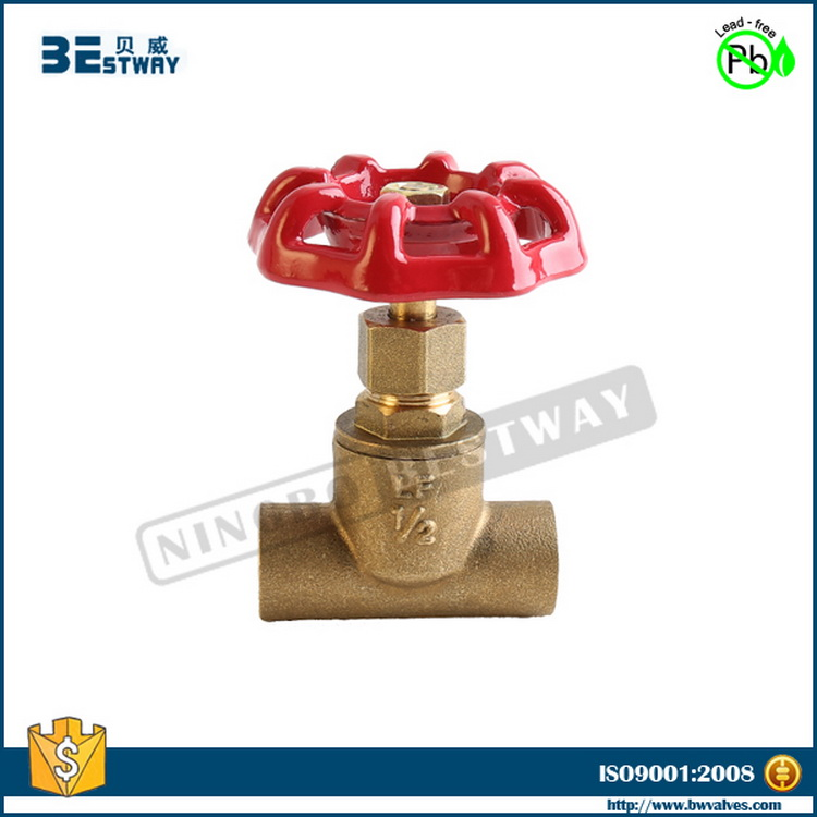 ISO certification professional stop cock valve (BW-LFS04)