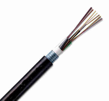 GYTY53 - Layer-stranded single Armored and Double Sheathed Optical Cable