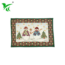 Custom Popular new product Jacquard woven floor mat price