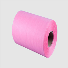 china manufacturer cheap price high quality nonwoven fabric rolls industrial wipe raw material