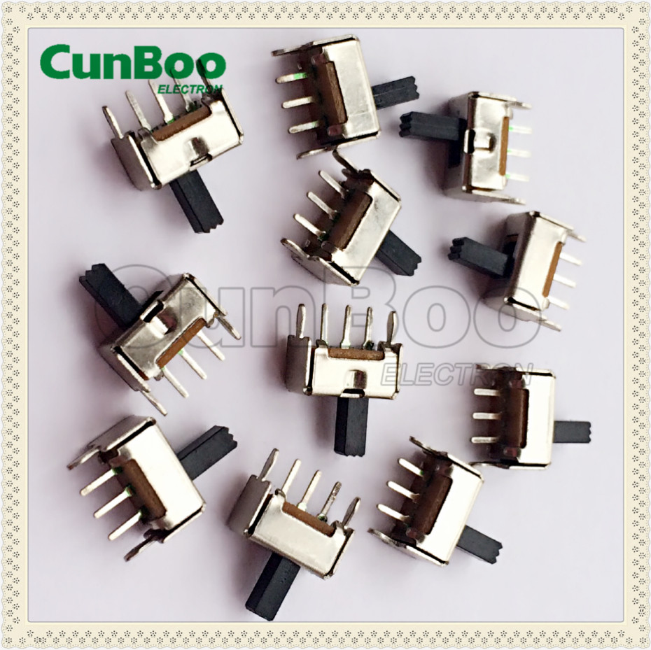 plastic vertical slide switches