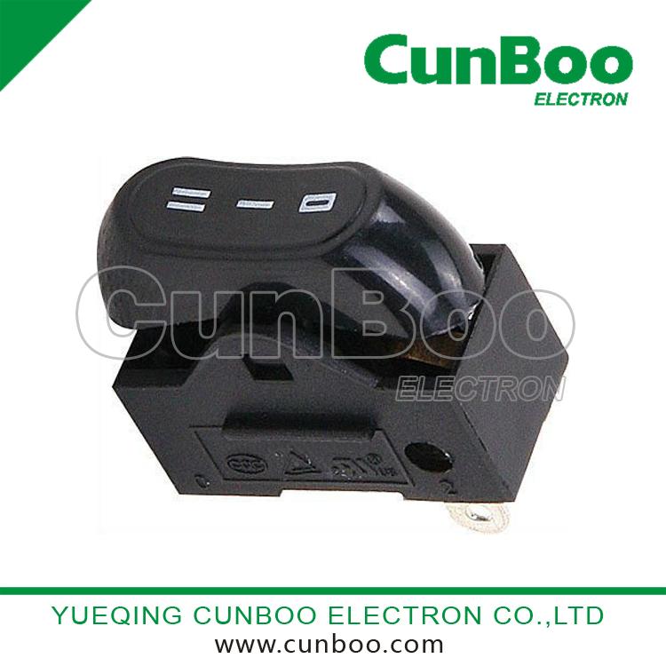 2 speed hair dryer switch