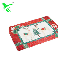 New product office Anti-Slip jacquard woven carpet doormat