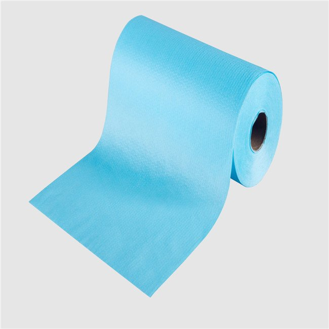 colorful spunlace non woven fabric wash cloth for cars