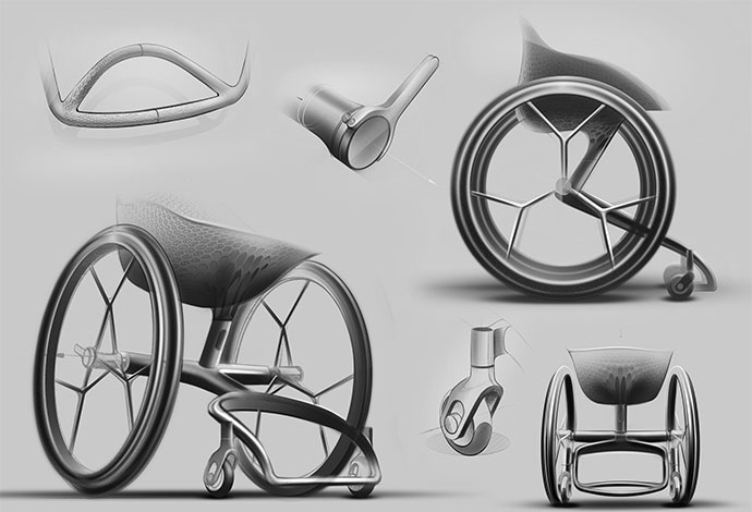 History of the Wheelchair
