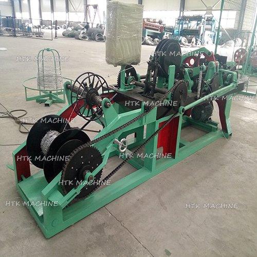 Reverse Twist Barbed Wire Machine from Hebei China Manufacturer ...