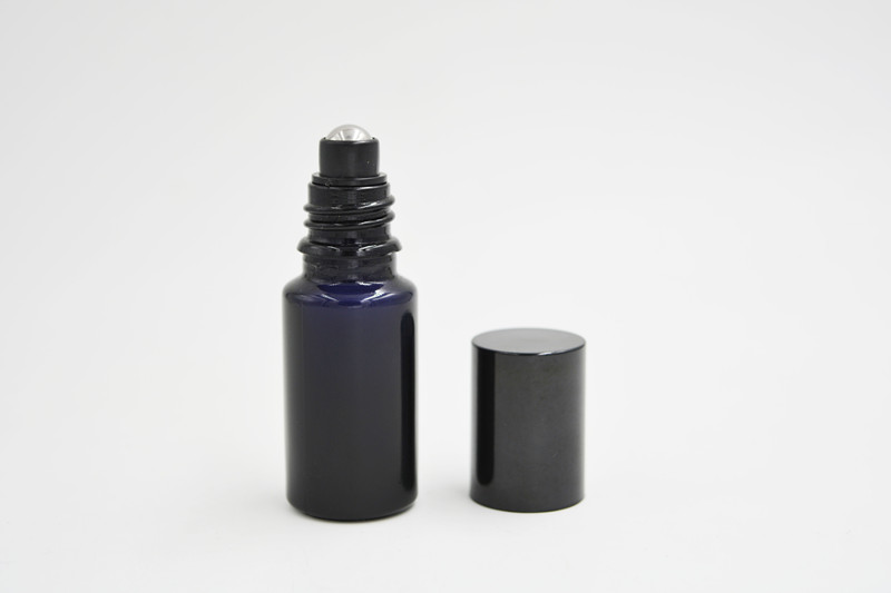 10ml dark violet bottle