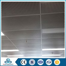 quality web triangle perforated metal sheet mesh for sieving application