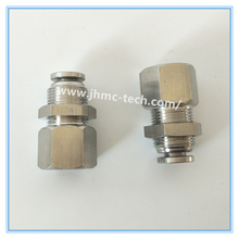 Push-in Bulkhead Female fittings