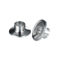 Food-Grade High-Quality Stainless Steel Sanitary Aseptic Plastic in-lined Flange