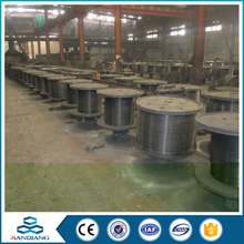 bwg20 directly factory galvanized iron wire black iron wire