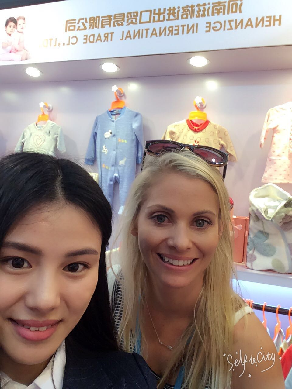"""In May 2017, Henan ZIGE import and export trade co., LTD. Participated in the """"The China Import and Export Fair"""