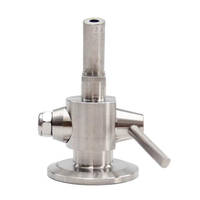 Sanitary Stainless Steel Beer Sampling Valve