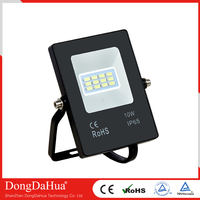 BLACK IPAD Series LED Flood Light