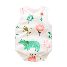HNZIGE Short Sleeved Romper Suit