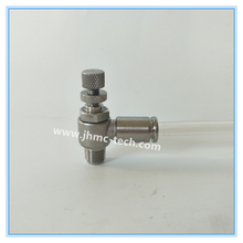 Push-in Speed Control valve
