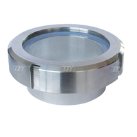 Sanitary Stainless Steel Union Type Sight Glass