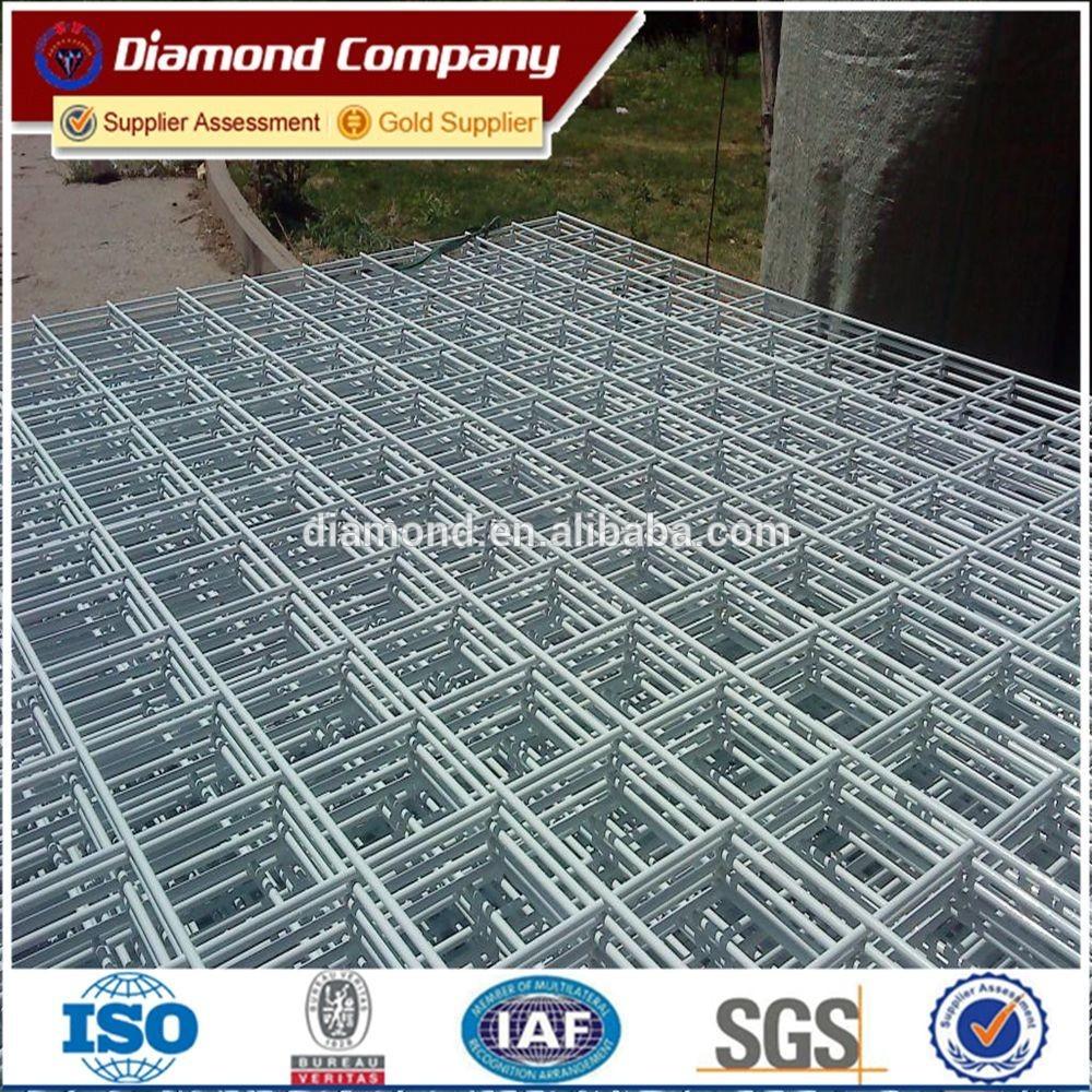 3/8 inch galvanized welded wire mesh/10 gauge galvanized welded wire ...