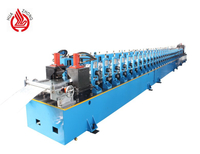 ANTI-FIRE ROLLER SHUTTER DOOR FORMING MACHINE