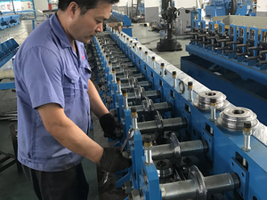 about HUAZHONG ROLL FORMING MACHINE 2
