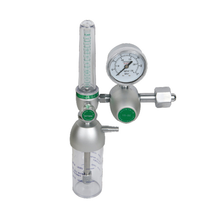 Hospital Use Regulator Oxygen Flowmeter CGA540