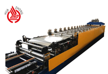 CORRUGATED ROLL FORMING MACHINE