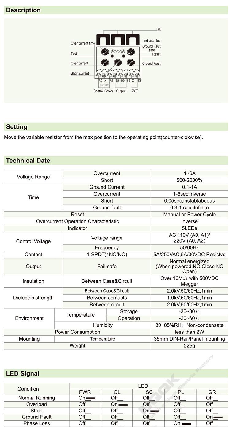 2 Электронное реле высокого тока EMPR-4E с рельсовой панелью panel.jpg