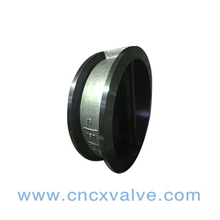 API594 Dual Plate Wafer Type Check Valve