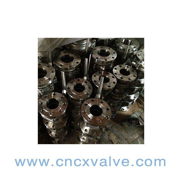 CX ball valve~high pressure ball valve