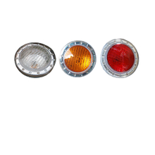 HC-B-2082 LED BUS ROUND TAIL LAMP
