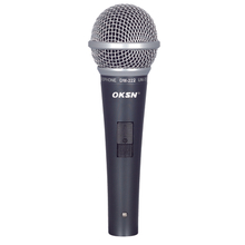 DM-222 OKSN wired dynamic handheld microphone