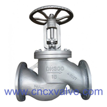 DIN Flanged Cast Steel Globe Valve