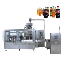 Sparkling Water Filling Machine(DCGF60-60-15)