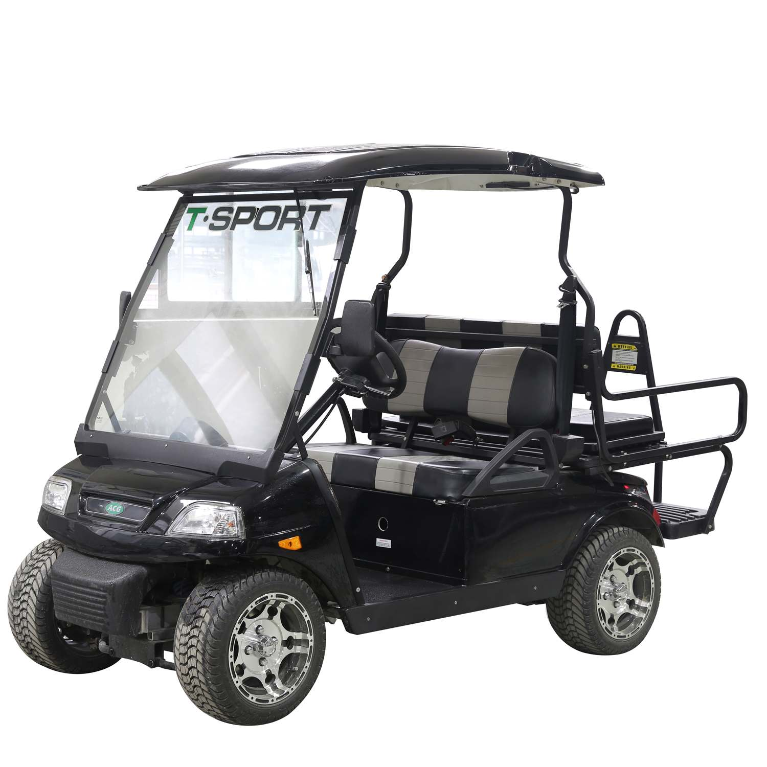 4 wheel electric golf cart for sale with competitive price