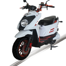 disc brake battery driven scooter