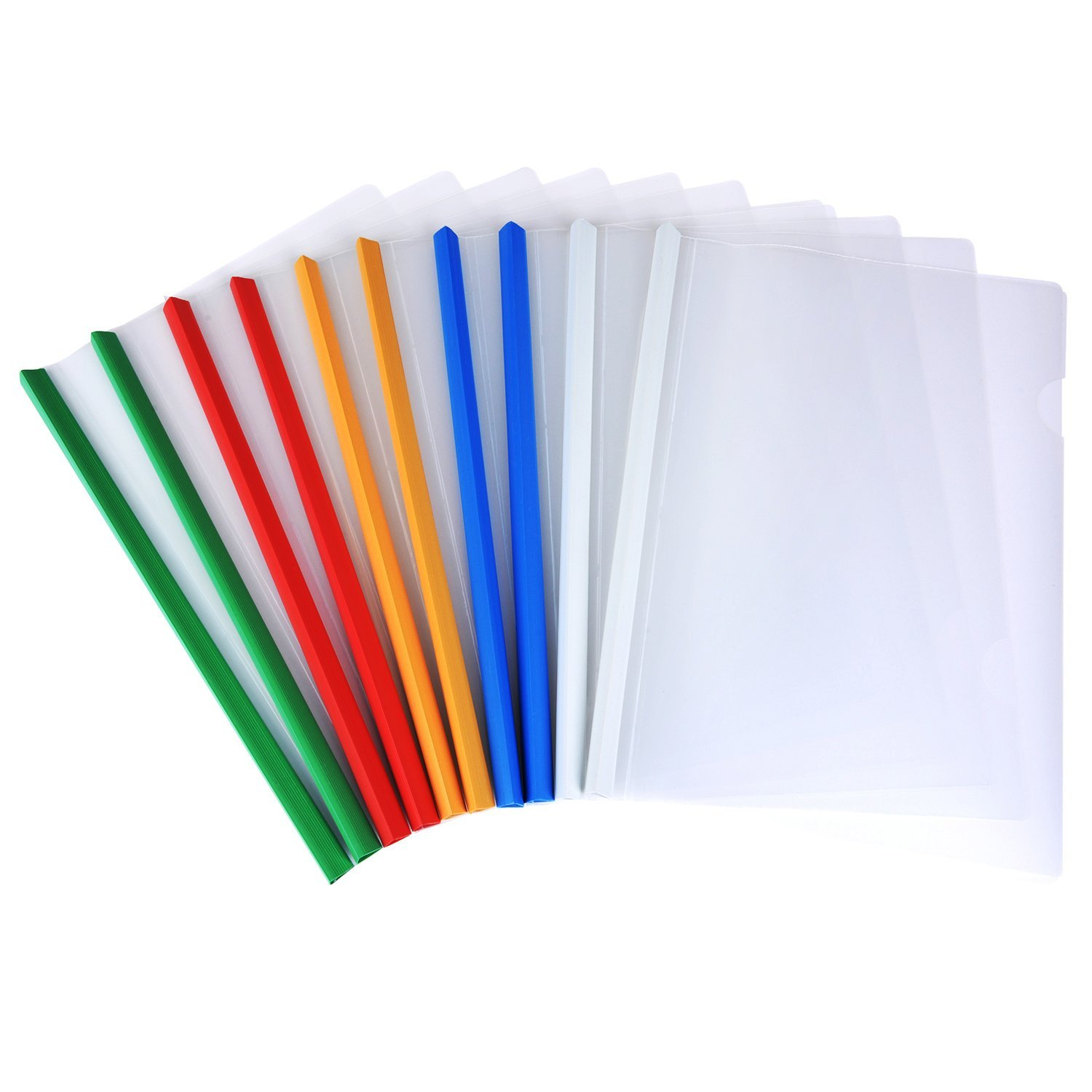 China Wholesale Custom Colorful A4 Size Clear Document